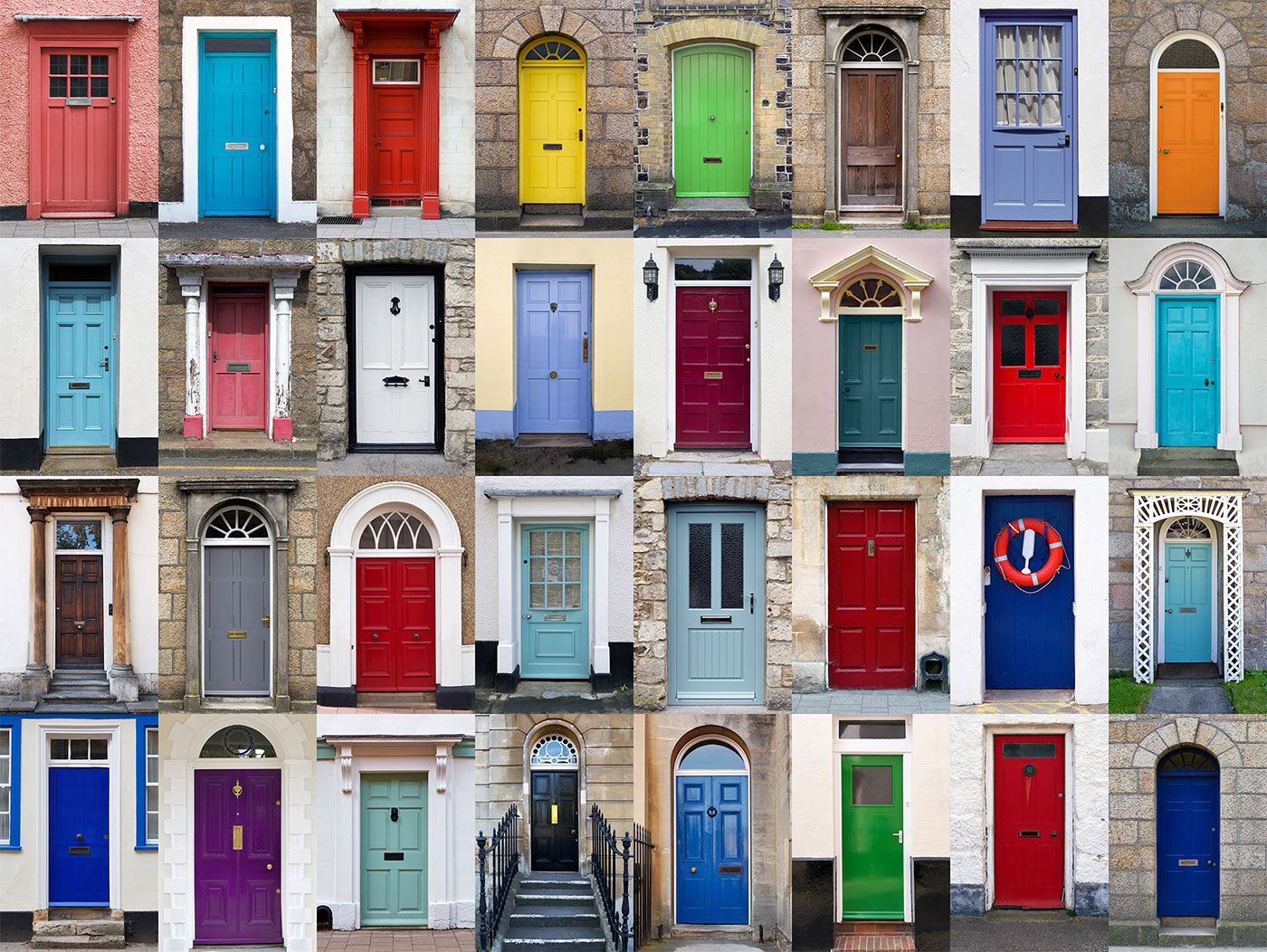 good what colour to paint front door ideas
