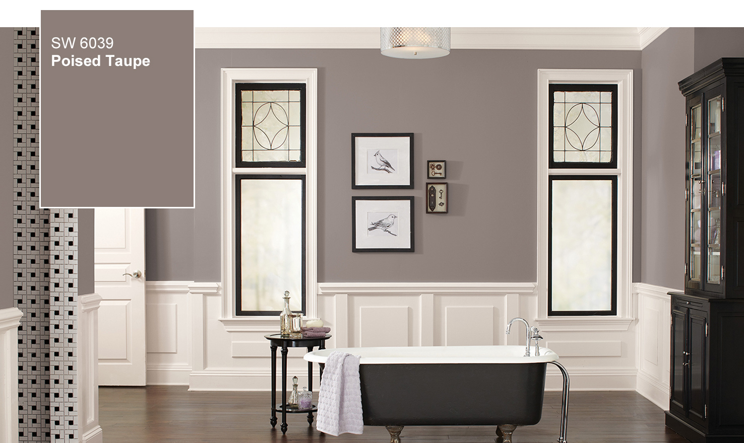 introducing the color of the year poised taupe sw by sw diy coty2 17 lp