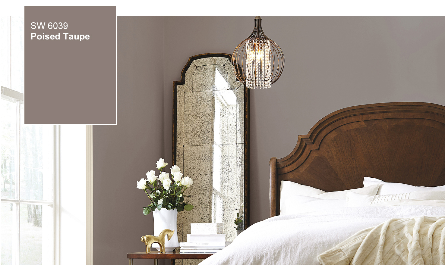 Introducing The 2017 Color Of The Year U2013 Poised Taupe SW 6039 By Sherwin  Williams